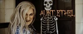 Halloween At Aunt Ethel S